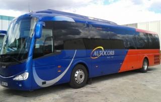 Autocares - 60 plazas