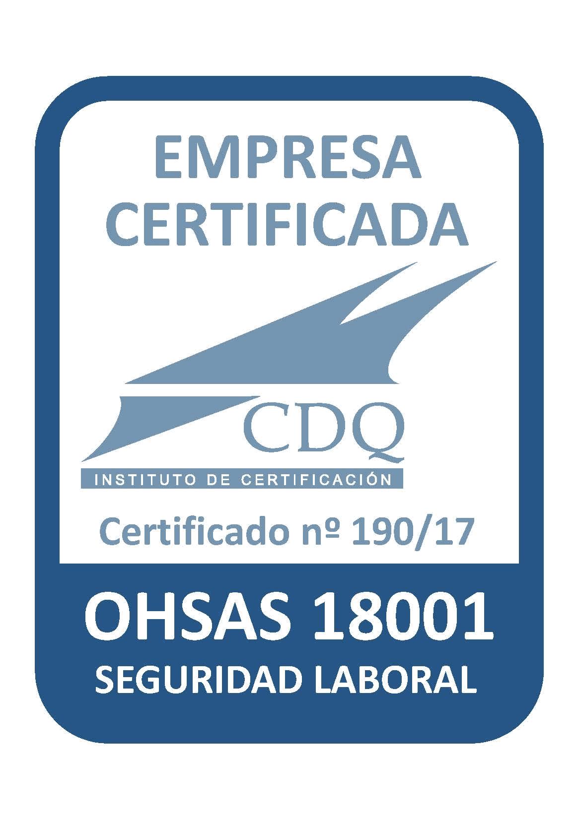 Applus ISO 18001