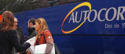 Location autocars Entreprises et institutions